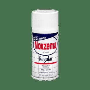 Noxzema-Aloe-E-Lanolin-Espuma-De-Barbear-Regular-311g---Branco