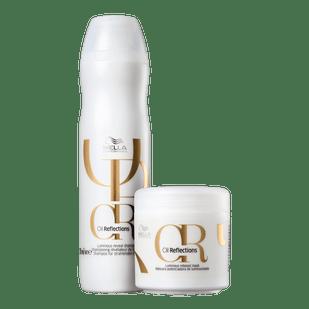 Wella-Kit-Oil-Reflections-Mask---Shampoo-250ml---Mascara-150ml-