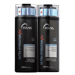 Truss-Kit-Ultra-Hydration-Plus---Shampoo-300ml---Condicionador-300ml