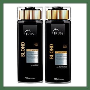 Truss-Kit-Blond---Shampoo-300ml---Condicionador-300ml