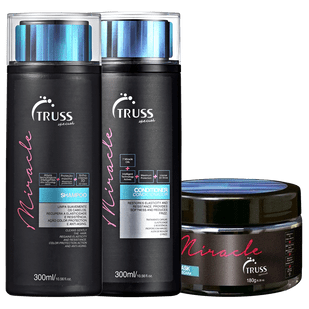 Truss-Kit-Miracle---Shampoo-300ml---Condicionador-300ml---Mascara-180g