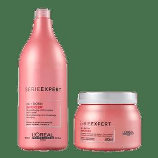 Loreal-Kit-Inforcer-Serie-Expert---Shampoo-15LT---MASCARA-500G