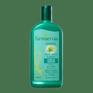 Farmaervas-Algas-Menta-e-Arnica---Shampoo-320ml