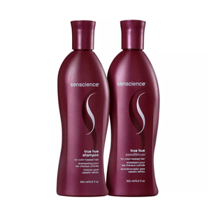 Senscience-Kit-True-Hue-Duo---Shampoo-300ml---Condicionador-300ml
