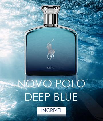 Novo Polo Deep Blue