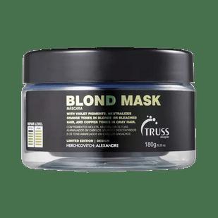 Truss-Blond-Herchcovitch-Alexandre---Mascara-de-Tratamento-180g