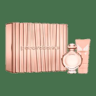 Paco-Rabanne-Kit-Olympea---Eau-de-Parfum-80ml---Locao-Corporal-100ml-