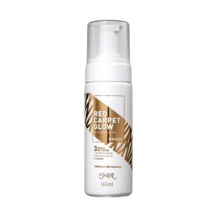 Skelt-Red-Carpet-Glow---Mousse-Autobronzeador-Corporal-140ml