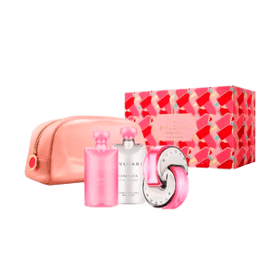 Kit-Bvlgari-Omnia-Pink-Sapphire-Eau-de-Toilette-65ml---Shower-Gel-75ml---Body-Lotion-75ml---Necessaire