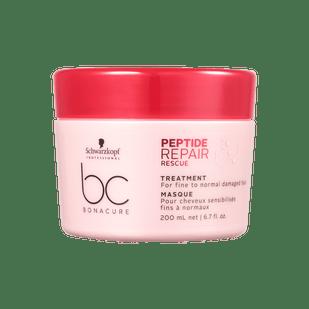 Schwarzkopf-BC-Peptide-Repair-Rescue---Mascara-de-Tratamento-200ml