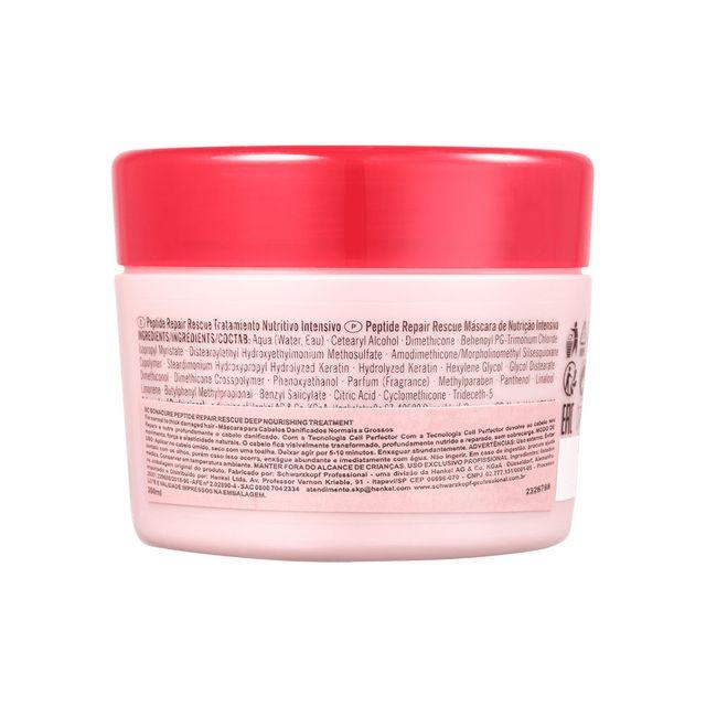 Schwarzkopf-BC-Peptide-Repair-Rescue-Deep-Nourishing-Treatment---Mascara-de-Nutricao--200ml