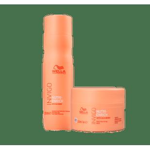 Wella-Kit-Professionals-Invigo-Nutri-Enrich--Shampoo-250ml---Mascara-de-Nutricao-150ml