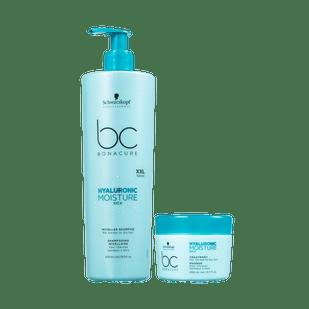 Schwarzkopf-Professional-Kit-BC-Hyaluronic--Kick-Shampoo-500ml---Mascara-de-Hidratacao-200ml