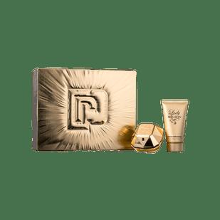 Paco-Rabanne-Kit-Lady-Million-Eau-De-Parfum-50ml---Hidratante-Corporal-75ml