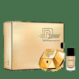 Paco-Rabanne-Kit-Lady-Million-Eau-de-Parfum-50ml---Esmalte