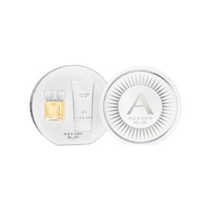 Azzaro-Kit-Pour-Elle-Gift-Feminino---Eau-de-Parfum-50ml---Locao-Corporal-150ml
