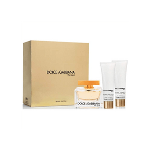 Dolce-Gabbana-Kit-The-One-Travel-Eau-De-Parfum-75ml---Gel-50ml