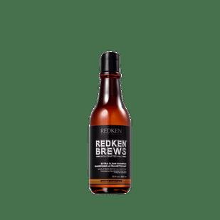 Redken-Brews-Extra-Clean---Shampoo-300ml