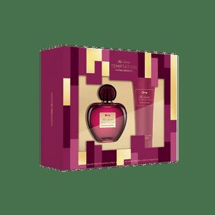 Antonio-Banderas-Kit-Her-Secret-Temptation-Eau-De-Toilette---Perfume-Feminino-80ml---Locao-Corporal-75ml