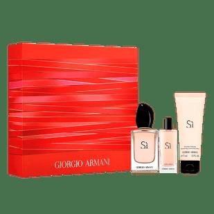 Giorgio-Armani-Kit-Si-Feminino---Eau-de-Parfum-50ml---Travel-Size-15ml---Locao-Corporal-75ml