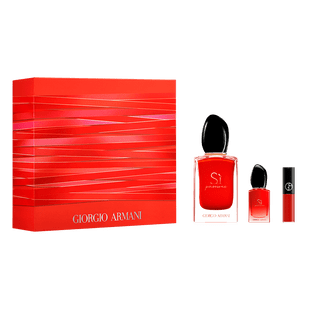 Giorgio-Armani-Kit-Si-Passione-Feminino---Eau-de-Parfum-50ml---Eau-de-Parfum-7ml---Batom
