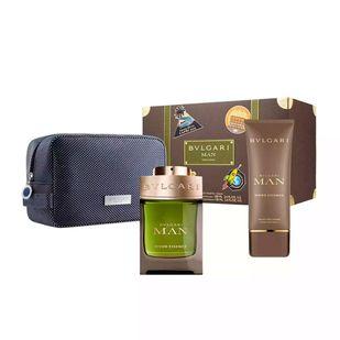 Bvlgari-Kit-Man-Wood-Essence-Masculino---Eau-de-Parfum-100ml---Pos-Barba-100ml---Necessaire