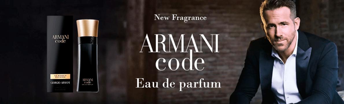 Giorgio Armani   Armani Code Eau de Parfum   Nova Fragrância 🥂