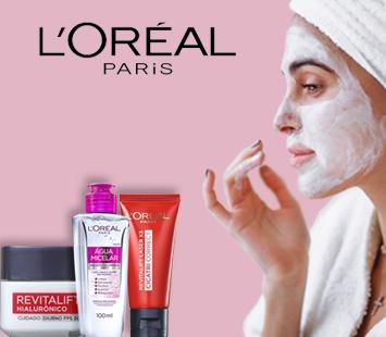 L'ORÉAL Paris   Cuide da sua pele todos os dias   Sabonetes e Esfoliantes 🧖♀
