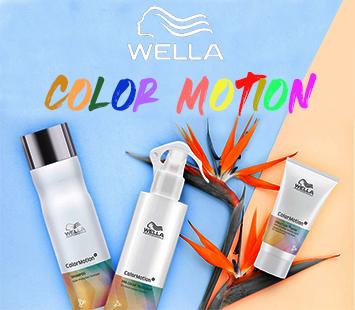 Wella   Nova Linha Color Motion   Brilho e Fortalecimento para seus coloridos 💆♀