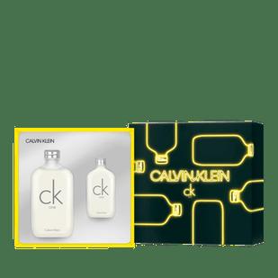 Calvin-Klein-Kit-CK-One---Eau-de-Toilette-200ml---Eau-de-Toilette-50ml