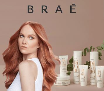 Brae   Nutrição e Reconstrução para loiros saudáveis   Uma linha completa para seu cabelo 👱♀️