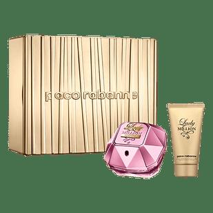 Paco-Rabanne-Lady-Million-Empire-Feminino-Eau-de-Parfum-50ml---Body-Lotion-75ml