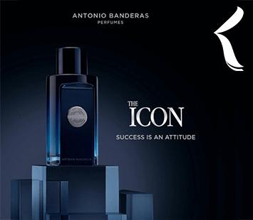 Antonio Banderas   The Icon Eau de Toilette   Nova Fragrância 🔆