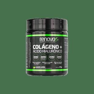 Renovabe-Colageno---Acido-Hialuronico---Sabor-Limao-216g