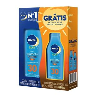 NIVEA-Sun-Kit-Protect---Bronze-Fps30-200ml-protect---Bronze-F30-100ml