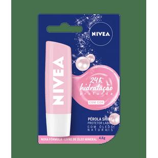 NIVEA-Perola-Shine---Hidratante-Labial-48g
