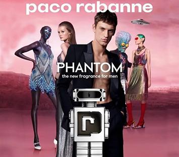 Refrescante & Sensual   Conheça 🤖 PHANTOM by Paco Rabanne