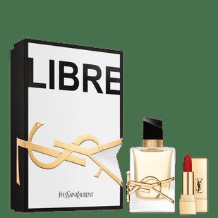 Yves-Saint-Laurent-Kit-Libre---Eau-de-Parfum-50-ml---Batom-